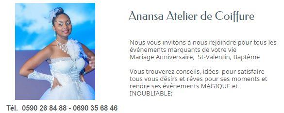 ANANSA ATELIER DE COIFFURE