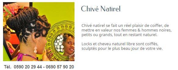 CHIVE-NATIREL