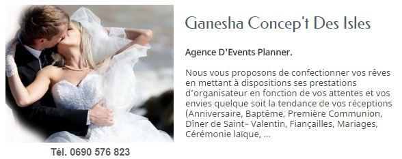 GANESHA CONCEPT DES ISLES