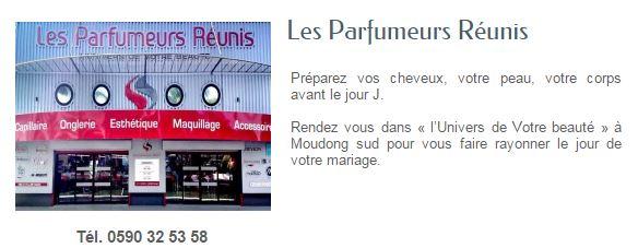 LES PARFUMEURS REUNIS