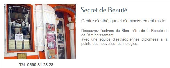 SECRET BEAUTE