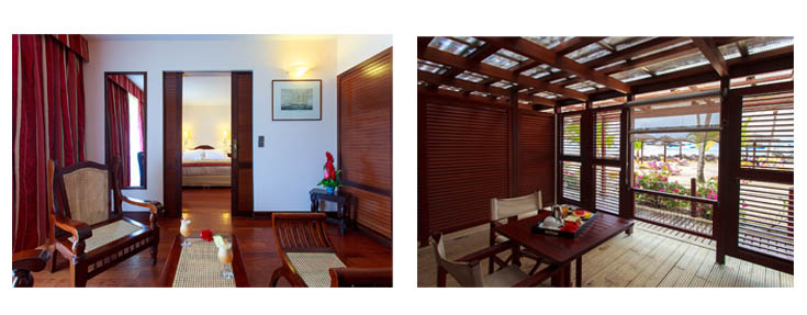 Hotel Bakoua Chambre Martinique